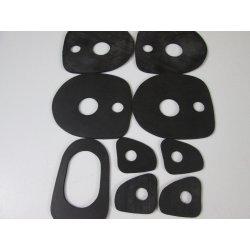 Kit Joints de Poignées de Porte et Hayon Plastique