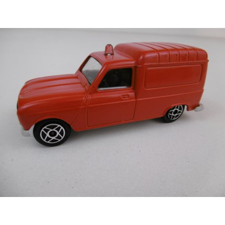 Miniature 1/43 F6 pompier
