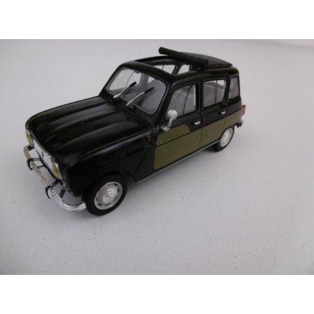 Miniature 1/43 4L parisienne
