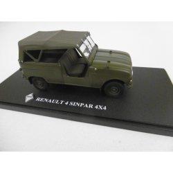 Miniature 1/43 4L TORPEDO SINPAR