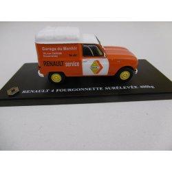 Miniature 1/43 4L RENAULT SERVICE
