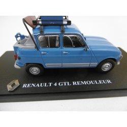 Miniature 1/43 4L Rémouleur