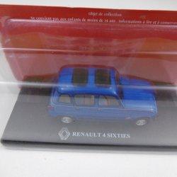 Miniature 1/43 4L SIXTIES