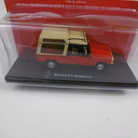 Miniature 1/43 RODEO 6