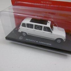 Miniature 1/43 4L Limousine