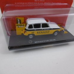 Miniature 1/43 4L F1 Team Renault