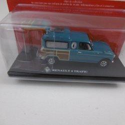 Miniature 1/43 4L Trafic