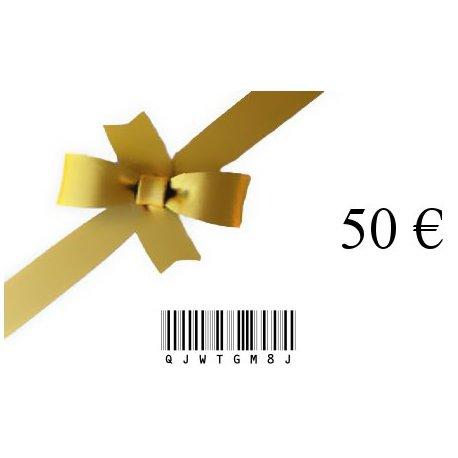 Carte Cadeau Retro4L-50