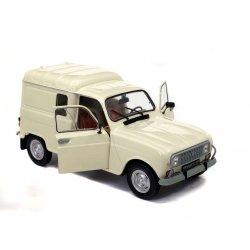 Miniature 1/18 4L FOURGONNETTE F4