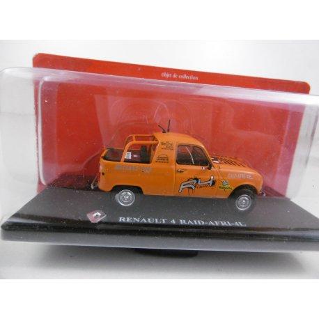 Miniature 1/43 4L RAID AFRI-4L