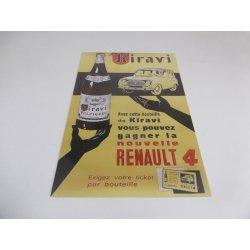 Affiche 4L Kiravi