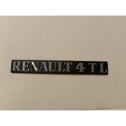 Monogramme RENAULT 4 TL