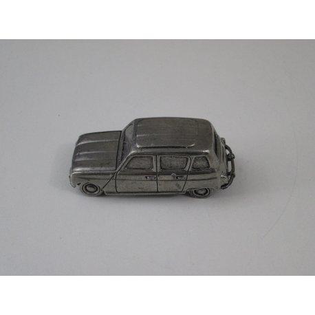 Miniature 4L en Etain