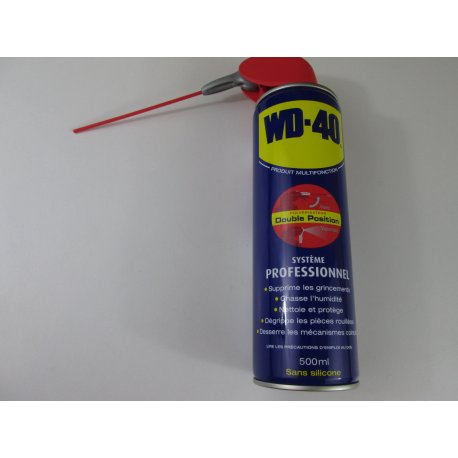 Aérosol WD40
