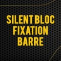 Silent Bloc Fixation Barre