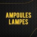 Ampoules, Lampes