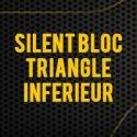 Silent Bloc Triangle Supérieur