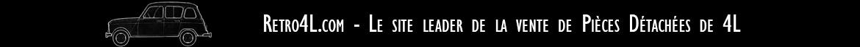 Retro4L.com - Le Site Leader de la vente de Pièces Détachées de 4L